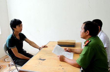Can canh khu vuc nghi pham tham sat o Lao Cai lan tron - Anh 1