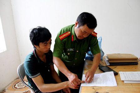 Can canh khu vuc nghi pham tham sat o Lao Cai lan tron - Anh 2