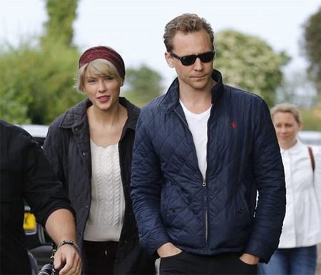 "Tom Hiddleston khang dinh anh moi la nguoi ""da"" Taylor Swift - Anh 1"