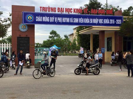 "Dai hoc Hue: Nhieu nganh ""khat"" chi tieu tram trong - Anh 1"