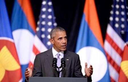 Tong thong My Barack Obama tham Lao: Thuc day nhung cam ket tai Chau A - Anh 1