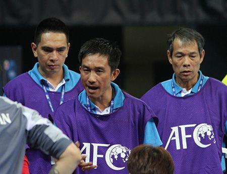 'Futsal Viet Nam co co hoi vuot qua vong bang World Cup' - Anh 1