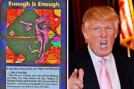 Loi don ve so phan bi tham cua Donald Trump quanh tam the bai ghe ron - Anh 1