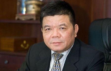 Ong Tran Bac Ha thoi dai dien 40% von Nha nuoc o BIDV - Anh 1