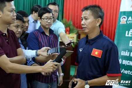 HLV U19 Viet Nam dat muc tieu vo dich U19 Dong Nam A - Anh 1
