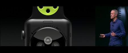 Apple Watch Series 2 chong nuoc tot hon va ho tro GPS - Anh 3