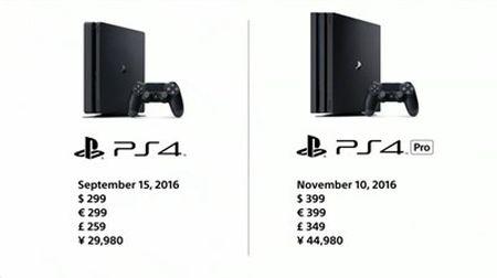 Sony tung ra PS4 Pro ho tro 4K va HDR cho game - Anh 2