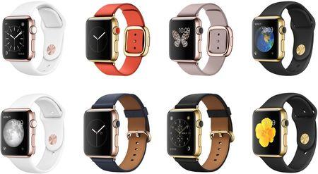 Apple Watch Edition lam tu vang 18 karat khong con ban ra nua, thay bang ban gom - Anh 1