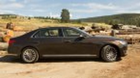 Genesis G90 co gia khoi diem tai My tu 69.050$, tuy chon AWD them 2.500$ - Anh 13