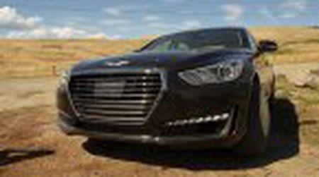 Genesis G90 co gia khoi diem tai My tu 69.050$, tuy chon AWD them 2.500$ - Anh 15