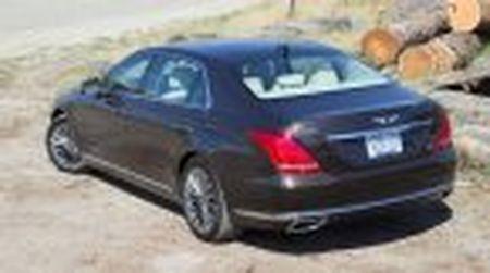 Genesis G90 co gia khoi diem tai My tu 69.050$, tuy chon AWD them 2.500$ - Anh 9