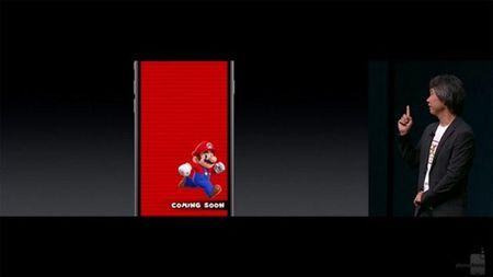 Tua game co dien Super Mario lan dau xuat hien tren iPhone - Anh 1