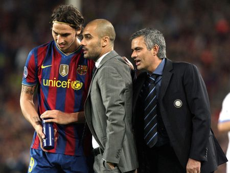 Lich su khong dung ve Mourinho truoc tran derby - Anh 3