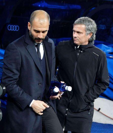 Lich su khong dung ve Mourinho truoc tran derby - Anh 5
