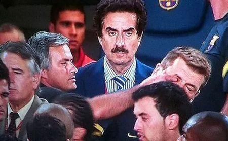 Lich su khong dung ve Mourinho truoc tran derby - Anh 7