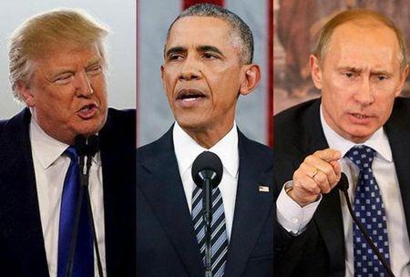 Ong Trump khen ong Putin lanh dao tot hon ong Obama - Anh 1