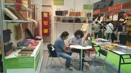 Ha Noi tham du Hoi cho Tokyo International Gift Show lan thu 82 - Anh 2