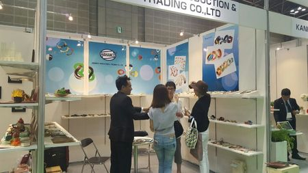 Ha Noi tham du Hoi cho Tokyo International Gift Show lan thu 82 - Anh 3