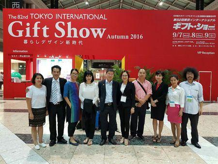 Ha Noi tham du Hoi cho Tokyo International Gift Show lan thu 82 - Anh 5