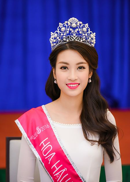 Hoa hau Do My Linh mo lai facebook nhung 'xoa sach' thong tin cu - Anh 2