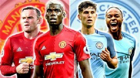 So ve gia tri cau thu, derby Manchester bo xa Sieu kinh dien - Anh 1