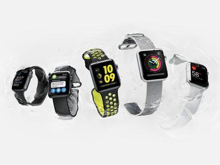 Apple mang toi Watch Series 2 kha nang chong nuoc cung tich hop GPS - Anh 3