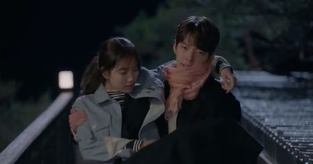 Yeu khong kiem soat tap 19: Vi tinh yeu, Suzy doi chet cung Kim Woo Bin - Anh 4
