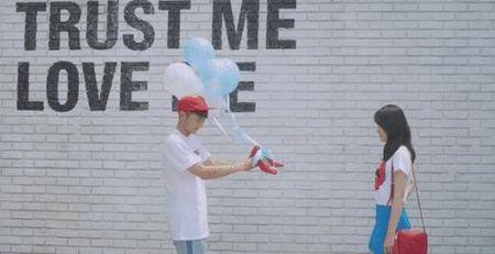 Ngam hau truong cuc nhang tu MV dang hot #Babybaby - Anh 1