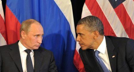 Hoi nghi G20: Putin cho thay suy yeu anh huong toan cau cua My - Anh 1