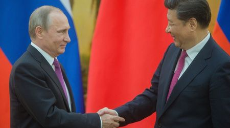 Hoi nghi G20: Putin cho thay suy yeu anh huong toan cau cua My - Anh 2