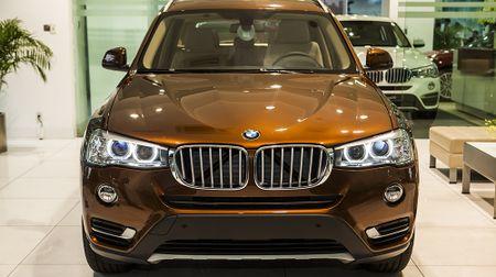 BMW X3 phien ban 100 nam, gia 2,369 ty dong tai Viet Nam - Anh 1