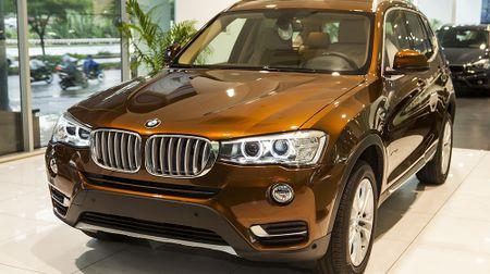 BMW X3 phien ban 100 nam, gia 2,369 ty dong tai Viet Nam - Anh 2