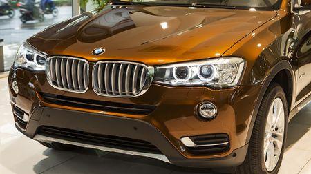 BMW X3 phien ban 100 nam, gia 2,369 ty dong tai Viet Nam - Anh 3