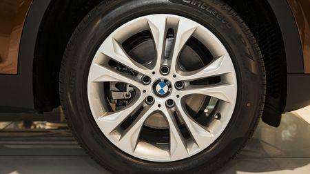 BMW X3 phien ban 100 nam, gia 2,369 ty dong tai Viet Nam - Anh 5
