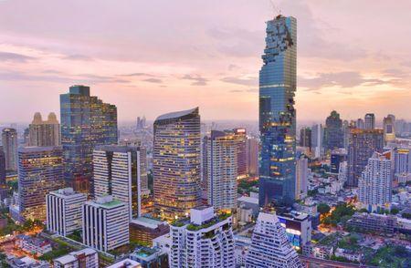 """Dai gia BDS Thai Lan """"ban hang"""" xuyen quoc gia - Anh 1"""