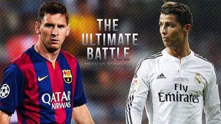 """""""Chi fan Real Madrid cho rang Ronaldo hon Messi"""" - Anh 1"""