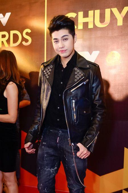 """Nha Phuong, Tran Thanh """"le bong"""" tren tham do VTV Awards - Anh 6"""