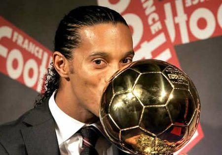 SAO Brazil that the: Ronaldinho, phu thuy me chan dai (P4) - Anh 4