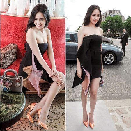 Hoa hau Mai Phuong Thuy: Dam me dan loi thanh cong - Anh 2