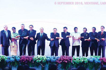 ASEAN no luc xay dung cong dong nang dong - Anh 1