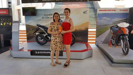 'Be U+ with Honda' bung no voi hon 800.000 luot khach hang - Anh 5