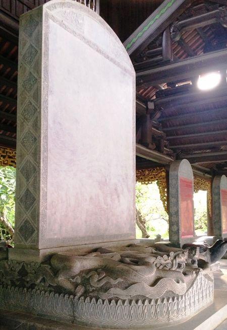 Can canh bia da khong lo trong ngoi chua lon nhat Viet Nam - Anh 8