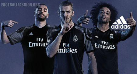 Real Madrid dam phan hop dong tai tro cuc 'khung' - Anh 1