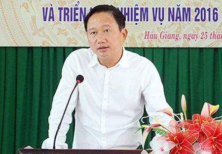 De nghi khai tru ong Trinh Xuan Thanh khoi Dang - Anh 1