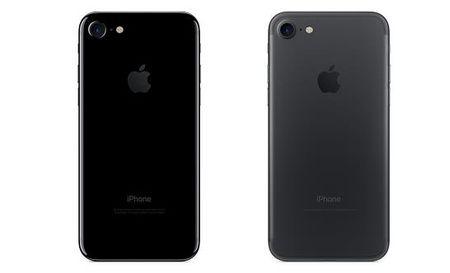 Hai mau den cua iPhone 7 khac gi nhau? - Anh 2