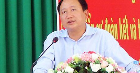 Hau Giang trieu tap ong Trinh Xuan Thanh ve viec xin ra khoi Dang - Anh 1