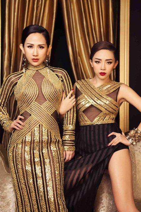 Toc Tien, Tram Nguyen hoa than thanh nu hoang sac dep day quyen luc - Anh 1