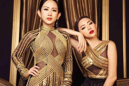 Toc Tien, Tram Nguyen hoa than thanh nu hoang sac dep day quyen luc - Anh 2