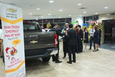 Chevrolet Phu My Hung chinh thuc hoat dong - Anh 3