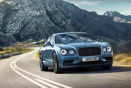 Trinh lang Bentley Flying Spur W12 S sieu toc do dat 325km/h - Anh 1